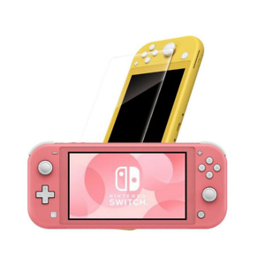 Nintendo Switch Lite 猛男色 + 防划膜