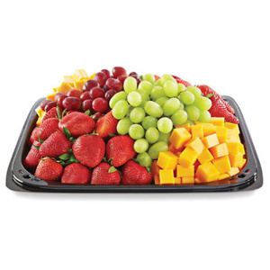 Member's Mark Fruit and Cheese Party Tray With Strawberries for $25.98