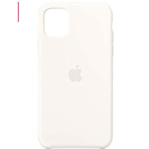 苹果官方 iPhone 11 液态硅胶保护壳 白色