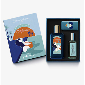ATELIER COLOGNE Clémentine California cologne absolue gift set