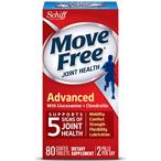 Schiff Move Free 红瓶维骨力 80粒