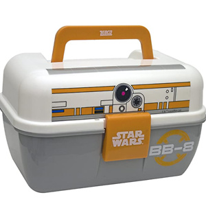 Zebco STWRTBX Star Wars Tackle Box