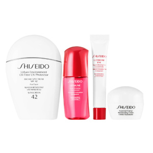Shiseido SPF x Every Day Sunscreen Set