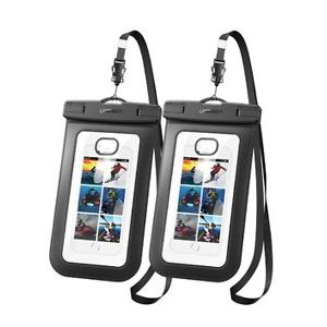 UGREEN绿联 手机防水袋 2只装
