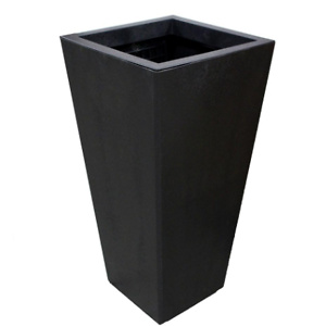 Home Depot: Tierra Verde Sonata 17.8 in. x 36 in. Slate Rubber Self-Watering Planter