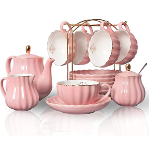 Porcelain Tea Sets British Royal Series