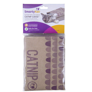 SmartyKat Hideout, Tunnel and Playmat Cat Toys