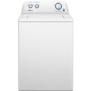 Home Depot: Amana 3.5 cu. ft. White Top Load Washing Machine