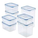 Lock & Lock 密封防漏食物储存盒 14件套