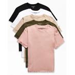 PS Basics Five Pack Regular T-Shirt