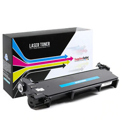 Compatible Black Toner Cartridge for Brother TN660/TN630