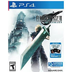 《最终幻想7 重制版》PS4 实体版