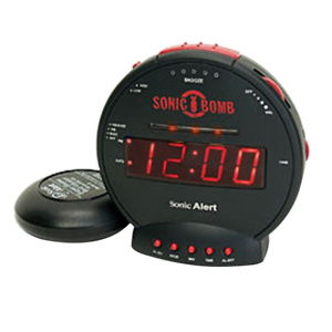 Home Depot: Sonic Alert Sonic Bomb Digital Alarm Clock for $33.73