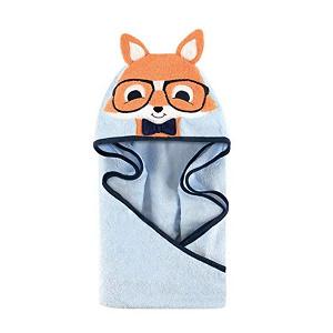 Hudson Baby 小狐狸连帽浴巾/抱毯