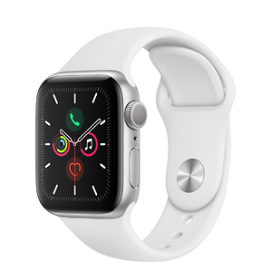Apple Watch Series 5 Silver 40mm