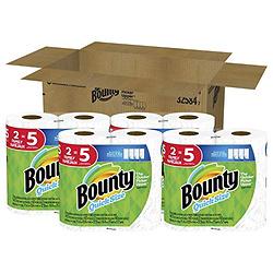 Bounty Quick-Size 厨房纸 8超大卷