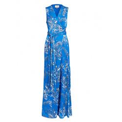 ALEXIS Kamiko V-neck Floral Wrapped Jumpsuit