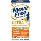 Schiff Move Free Turmeric + Tamarind Tablets30.0ea