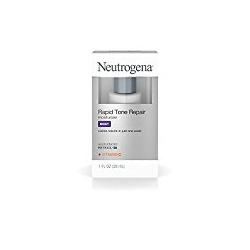 Neutrogena露得清速效美白均匀肤色A醇+VC保湿晚霜