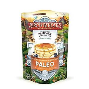 Birch Benders Paleo 美式华夫饼混合粉 12盎司