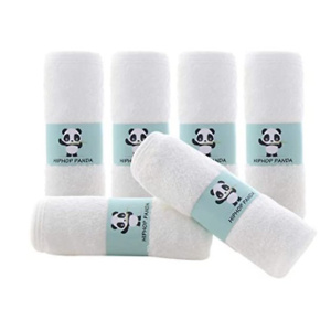 Hypoallergenic 2 Layer Ultra Soft Absorbent Bamboo Towel