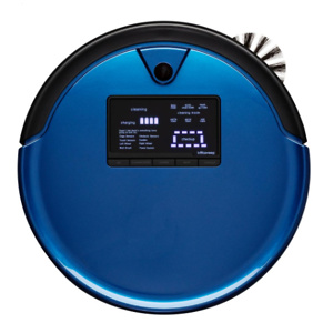 Home Depot: bObsweep PetHair Plus Robotic Vacuum Cleaner and Mop, Cobalt
