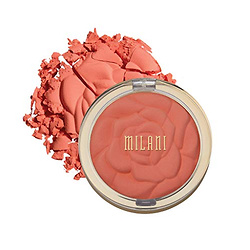 Milani Rose Powder Blush 玫瑰花瓣腮红