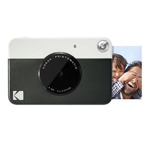 Zink KODAK Printomatic Digital Instant Print Camera