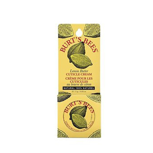Burt's Bees 100% Natural Lemon Butter Cuticle Cream