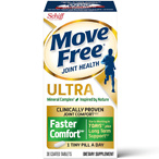 Schiff Move Free Ultra Joint Health Mineral Complex Coated Tablets 30.0ea