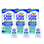 Clear Eyes Eye Drops, Complete 7 Symptom Relief