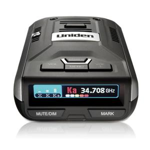 Uniden R3 超长距离 雷达探测器/电子狗