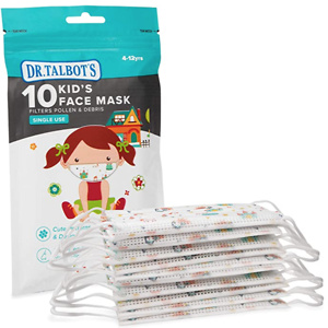 Dr. Talbot's Disposable Kid's Face Mask