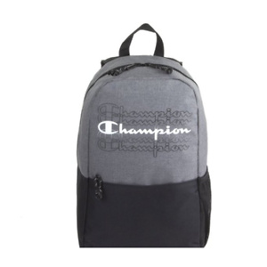 Champion Velocity Backpack, Grey/Black