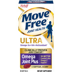 Schiff Move Free Ultra Omega Softgels 30.0ea