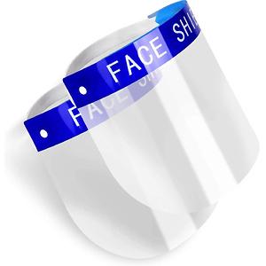 Homasen 透明防护面罩 2个装