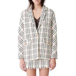 maje Vianey Tweed Jacket