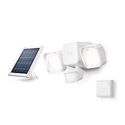 新款Ring Solar Floodlight 智能太阳能照明灯套装