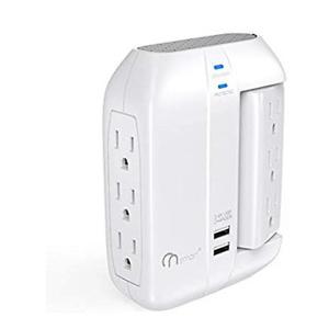 ONSMART 多功能插座 2 usb充电口 6 普通充电口