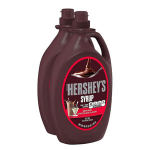 Sams Club: Hershey's Chocolate Syrup (48 oz., 2 ct.)