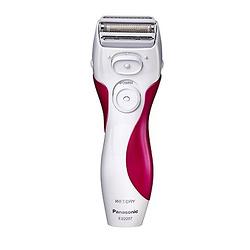 松下ES2207P三刀头充电式干/湿两用女性除毛器