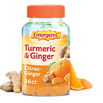 Emergen-C Citrus-Ginger Gummies, 36 Count