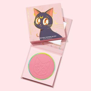 ColourPop X Sailor Moon from the moon pressed powder blush