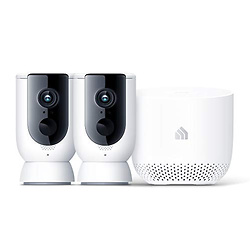 Kasa 家庭安全摄像监控系统套装