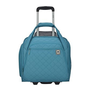 DELSEY Paris Rolling Under Seat Tote Bag