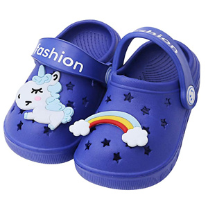 Toddler Little Kids Unicorn Sandals