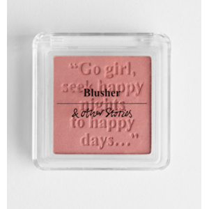&Other Stories Satin Blush Cendal Pink