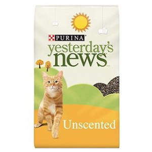 Purina Yesterday's News 纸质无味猫砂 30磅
