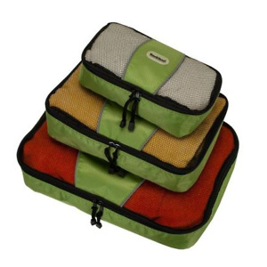 Home Depot: Rockland Packing Cubes-Set of 3