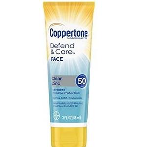 Coppertone 水宝宝防晒霜